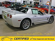 2002 chevrolet Corvette Z06 Coupe for sale 101034278