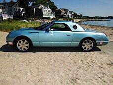 2002 ford Thunderbird for sale 101003693