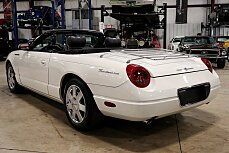 2002 ford Thunderbird for sale 101031789