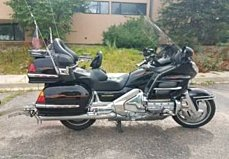 2002 honda Gold Wing for sale 200629084