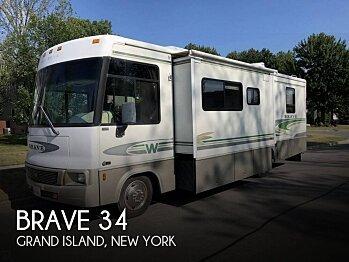2002 winnebago Brave for sale 300174161