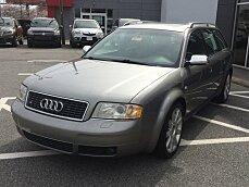 2003 Audi S6 Avant for sale 100971929