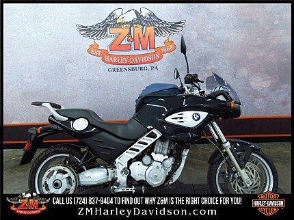 2003 BMW F650CS for sale 200530109