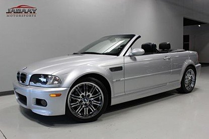 2003 BMW M3 Convertible for sale 100894956
