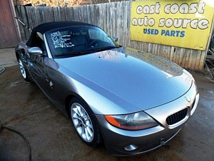 2003 BMW Z4 2.5i Roadster for sale 100749709