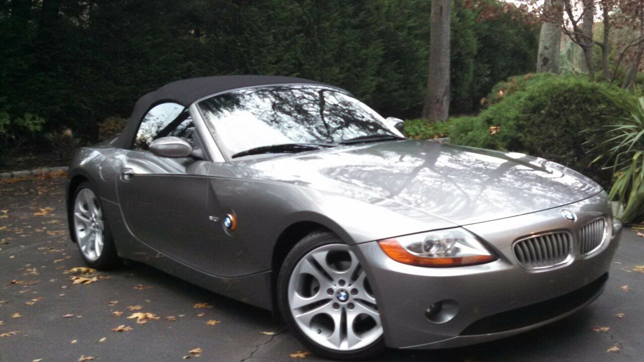 2003 Bmw Z4 3 0i Roadster For Sale Near Nesconset New