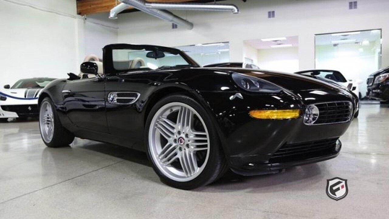 2003 BMW Z8 for sale 100784133