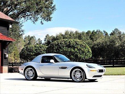 2003 BMW Z8 for sale 100958897