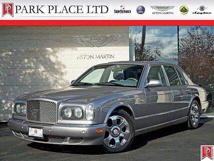 2003 Bentley Arnage R for sale 100800123