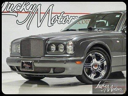 2003 Bentley Arnage R for sale 100822137