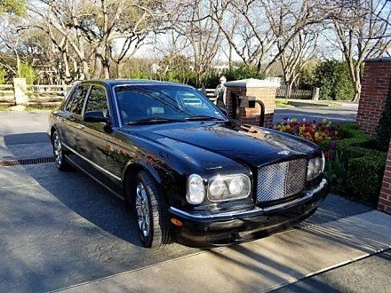 2003 Bentley Arnage R for sale 100897923