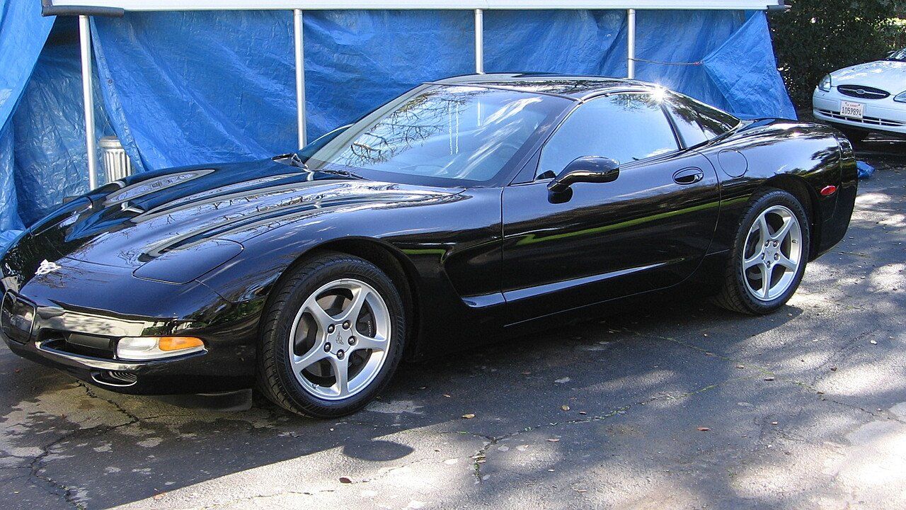 2003 Chevrolet Corvette Coupe for sale 100787713