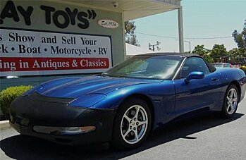 2003 Chevrolet Corvette Convertible for sale 100888751