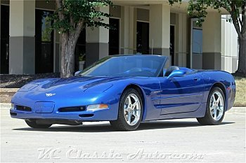 2003 Chevrolet Corvette Convertible for sale 100997331