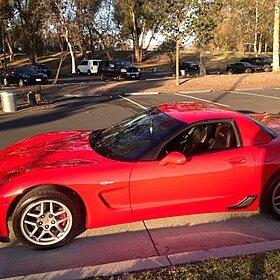 2003 Chevrolet Corvette Z06 Coupe for sale 100786038