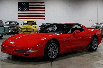 2003 Chevrolet Corvette Z06 Coupe for sale 100864407