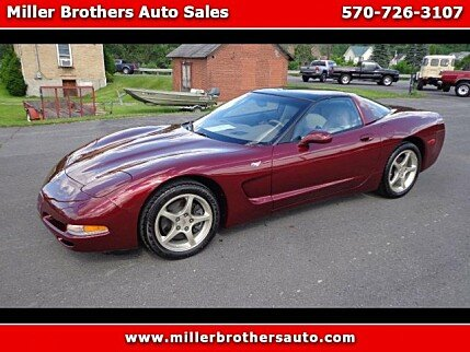 2003 Chevrolet Corvette Coupe for sale 100883299