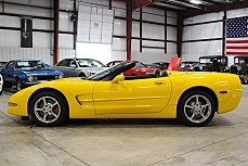 2003 Chevrolet Corvette Convertible for sale 100886554