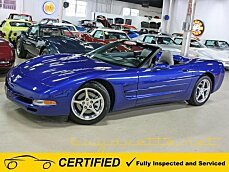 2003 Chevrolet Corvette Convertible for sale 100889448