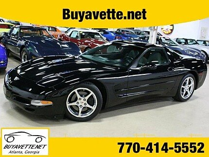 2003 Chevrolet Corvette Coupe for sale 100892528