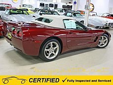 2003 Chevrolet Corvette Convertible for sale 100894696