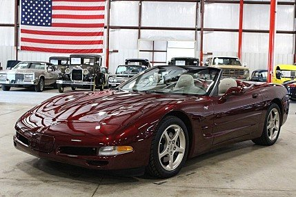 2003 Chevrolet Corvette Convertible for sale 100895716