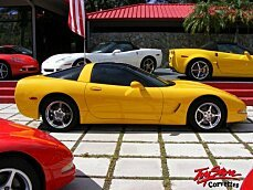 2003 Chevrolet Corvette Coupe for sale 100916422
