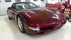 2003 Chevrolet Corvette Coupe for sale 100922869