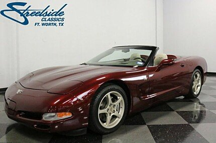 2003 Chevrolet Corvette for sale 100946607