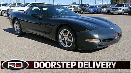 2003 Chevrolet Corvette Convertible for sale 100952019