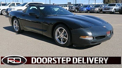 2003 Chevrolet Corvette Convertible for sale 100952020