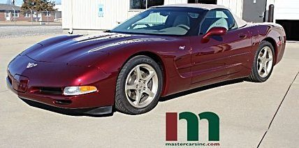 2003 Chevrolet Corvette Convertible for sale 100952580