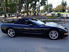 2003 Chevrolet Corvette Convertible for sale 100957721
