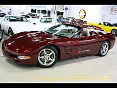 2003 Chevrolet Corvette Convertible for sale 100959915