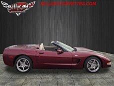 2003 Chevrolet Corvette Convertible for sale 100960086