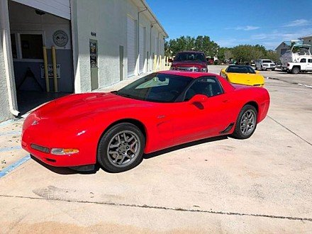 2003 Chevrolet Corvette Z06 Coupe for sale 100962018