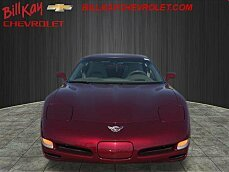 2003 Chevrolet Corvette Coupe for sale 100986995