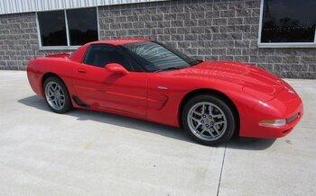 2003 Chevrolet Corvette Z06 Coupe for sale 100989386
