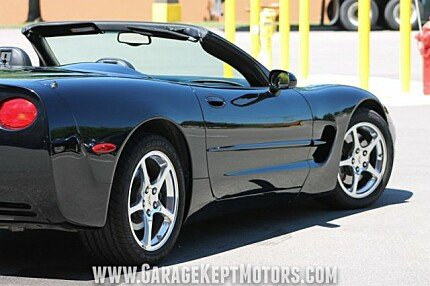 2003 Chevrolet Corvette Z06 Coupe for sale 100994519