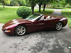 2003 Chevrolet Corvette Convertible for sale 100994763