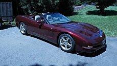 2003 Chevrolet Corvette Convertible for sale 100994763