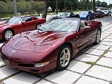 2003 Chevrolet Corvette Convertible for sale 100995859