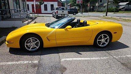 2003 Chevrolet Corvette for sale 101008840