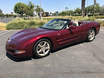 2003 Chevrolet Corvette Convertible for sale 101017710