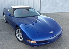 2003 Chevrolet Corvette Convertible for sale 101042003
