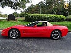 2003 Chevrolet Corvette Convertible for sale 101050938