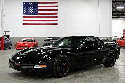 2003 Chevrolet Corvette Z06 Coupe for sale 101052321