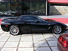 2003 Chevrolet Corvette Z06 Coupe for sale 101054326