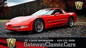 2003 Chevrolet Corvette Z06 Coupe for sale 101054778
