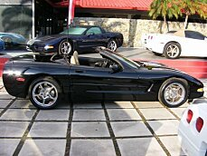 2003 Chevrolet Corvette Convertible for sale 101054822